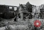 Image of damaged buildings Mainz Germany, 1954, second 28 stock footage video 65675031799