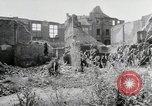Image of damaged buildings Mainz Germany, 1954, second 31 stock footage video 65675031799