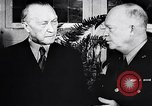 Image of Dwight Eisenhower Europe, 1951, second 15 stock footage video 65675031856