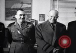 Image of Dwight Eisenhower Europe, 1951, second 56 stock footage video 65675031856