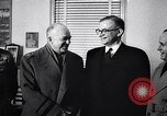 Image of Dwight Eisenhower Europe, 1951, second 59 stock footage video 65675031856