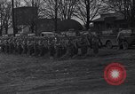 Image of American soldiers in full battle gear United States USA, 1943, second 3 stock footage video 65675031860