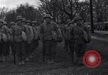 Image of American soldiers in full battle gear United States USA, 1943, second 16 stock footage video 65675031860