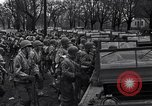 Image of American soldiers in full battle gear United States USA, 1943, second 18 stock footage video 65675031860