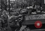 Image of American soldiers in full battle gear United States USA, 1943, second 25 stock footage video 65675031860