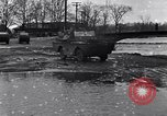 Image of American soldiers in full battle gear United States USA, 1943, second 29 stock footage video 65675031860