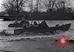 Image of American soldiers in full battle gear United States USA, 1943, second 42 stock footage video 65675031860