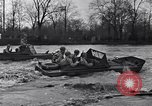 Image of American soldiers in full battle gear United States USA, 1943, second 44 stock footage video 65675031860
