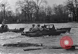 Image of American soldiers in full battle gear United States USA, 1943, second 46 stock footage video 65675031860