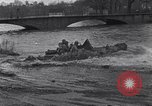 Image of American soldiers in full battle gear United States USA, 1943, second 53 stock footage video 65675031860