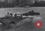 Image of American soldiers in full battle gear United States USA, 1943, second 57 stock footage video 65675031860