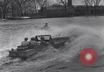 Image of American soldiers in full battle gear United States USA, 1943, second 58 stock footage video 65675031860