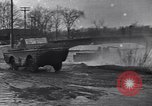 Image of Amphibious jeeps United States USA, 1943, second 3 stock footage video 65675031863