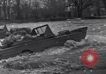 Image of Amphibious jeeps United States USA, 1943, second 26 stock footage video 65675031863