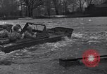 Image of Amphibious jeeps United States USA, 1943, second 27 stock footage video 65675031863