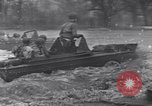 Image of Amphibious jeeps United States USA, 1943, second 31 stock footage video 65675031863