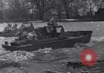 Image of Amphibious jeeps United States USA, 1943, second 32 stock footage video 65675031863