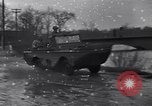Image of Amphibious jeeps United States USA, 1943, second 33 stock footage video 65675031863