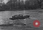 Image of Amphibious jeeps United States USA, 1943, second 52 stock footage video 65675031863