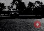 Image of Michigan manufacturer displays new automobile Michigan United States USA, 1941, second 1 stock footage video 65675031875