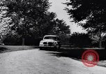 Image of Michigan manufacturer displays new automobile Michigan United States USA, 1941, second 47 stock footage video 65675031875
