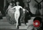 Image of people at club Miami Florida USA, 1936, second 34 stock footage video 65675031878