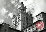 Image of Hotel buildings Coral Gables section of Miami Florida USA, 1936, second 5 stock footage video 65675031882