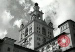 Image of Hotel buildings Coral Gables section of Miami Florida USA, 1936, second 9 stock footage video 65675031882