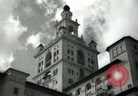 Image of Hotel buildings Coral Gables section of Miami Florida USA, 1936, second 13 stock footage video 65675031882
