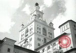 Image of Hotel buildings Coral Gables section of Miami Florida USA, 1936, second 31 stock footage video 65675031882