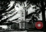 Image of Hotel buildings Coral Gables section of Miami Florida USA, 1936, second 61 stock footage video 65675031882