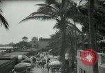 Image of 1930s tourists in West Palm Beach  West Palm Beach Florida USA, 1936, second 11 stock footage video 65675031890