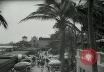 Image of 1930s tourists in West Palm Beach  West Palm Beach Florida USA, 1936, second 12 stock footage video 65675031890