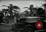 Image of 1930s tourists in West Palm Beach  West Palm Beach Florida USA, 1936, second 25 stock footage video 65675031890