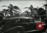 Image of 1930s tourists in West Palm Beach  West Palm Beach Florida USA, 1936, second 31 stock footage video 65675031890