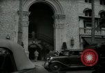 Image of 1930s tourists in West Palm Beach  West Palm Beach Florida USA, 1936, second 33 stock footage video 65675031890