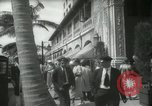 Image of 1930s tourists in West Palm Beach  West Palm Beach Florida USA, 1936, second 40 stock footage video 65675031890