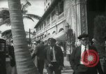 Image of 1930s tourists in West Palm Beach  West Palm Beach Florida USA, 1936, second 41 stock footage video 65675031890