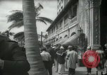 Image of 1930s tourists in West Palm Beach  West Palm Beach Florida USA, 1936, second 45 stock footage video 65675031890