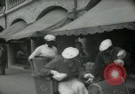 Image of 1930s tourists in West Palm Beach  West Palm Beach Florida USA, 1936, second 47 stock footage video 65675031890