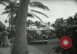 Image of 1930s tourists in West Palm Beach  West Palm Beach Florida USA, 1936, second 52 stock footage video 65675031890