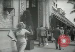 Image of 1930s tourists in West Palm Beach  West Palm Beach Florida USA, 1936, second 62 stock footage video 65675031890