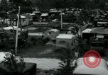 Image of trailer camp Miami Florida USA, 1936, second 9 stock footage video 65675031898
