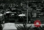 Image of trailer camp Miami Florida USA, 1936, second 14 stock footage video 65675031898