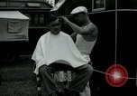 Image of trailer camp Miami Florida USA, 1936, second 18 stock footage video 65675031898