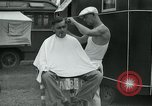 Image of trailer camp Miami Florida USA, 1936, second 25 stock footage video 65675031898