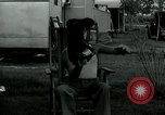 Image of trailer camp Miami Florida USA, 1936, second 29 stock footage video 65675031898