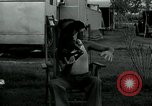 Image of trailer camp Miami Florida USA, 1936, second 30 stock footage video 65675031898