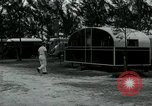 Image of trailer camp Miami Florida USA, 1936, second 48 stock footage video 65675031898
