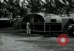 Image of trailer camp Miami Florida USA, 1936, second 50 stock footage video 65675031898